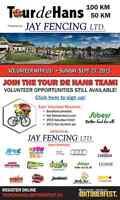 Volunteers needed for 6th Annual KW Tour de Hans