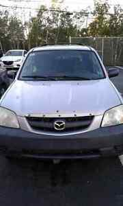 2003 Mazda tribute fix it parts