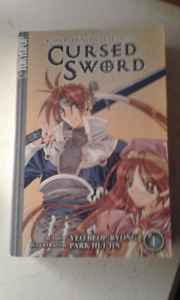 The chronicles of the cursed sword (5)