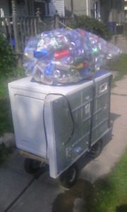 I Will Pickup And Recycle Scrap