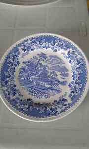 Woods seaforth, bread and butter plates
