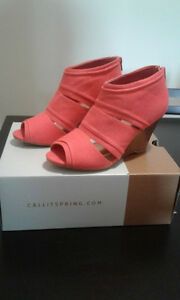 Women's Wedge Dress Shoes $30.00