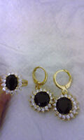 *NEW* Ring and Earrings Jewellry Sets - Several designs