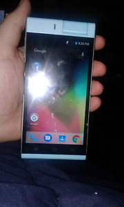 Unlocked 5 inch 8GB android phone trade for laptop  or something