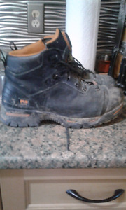 timberland pro steel boots