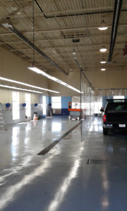Master electrician - commercial industrial auto shops