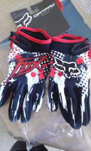 Gant fox racing 360 neuf