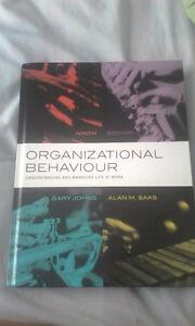 COMM 222 Organizational Behavior (same theories)