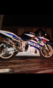 Gsx r 600 used great running condition