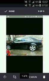 Audi a4 sline immaculate condition