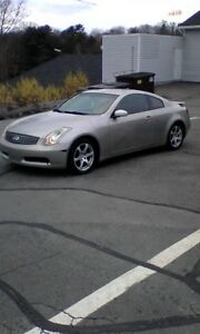 2003 Infiniti G35 Coupe trade or sell ?
