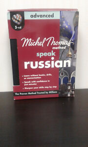 90% off Complete Advanced/ Beginners Russian Learners Set