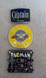 Awesome belt buckles
