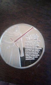 Star Wars Force Awakens Limited Coin