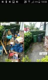 Rubbish clearances inside out