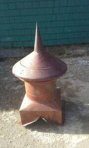 ANTIQUE BARN ROOF CUPOLA