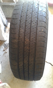 4 Fire stone seasonal tires