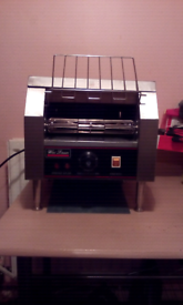 Bread Toaster For Takeaway Or Restaurant