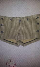 2 piece shorts an waist coat kate moss at top shop