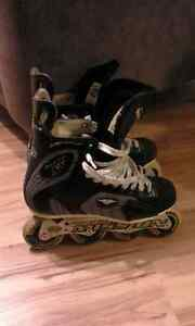 Old Mission Roller Blades Size 8 - still work great
