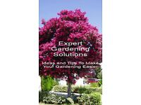Expert gardening solutions, ideas and tips to make your gardening easyer!