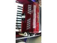 Stephanelli 48 bass accordion