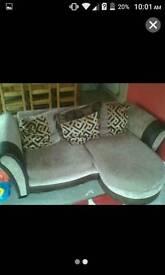 Dfs left or right corner sofa