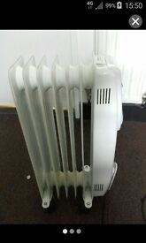 Oil Radiator Heater New condition