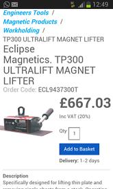 eclipse magnetic ultralift tp300