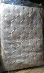 NEW Queen and double Mattress, 250$ /200$. Made on 2016/11  FREE
