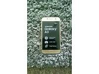 Brand new 2017 Samsung galaxy a3