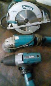 Makita Power Tools.