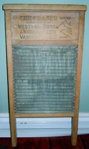 ANTIQUE WASHBOARD-REDUCED!!!