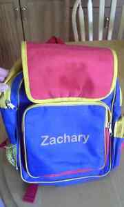 Zachary back pack