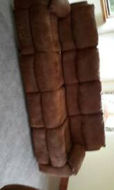 Settee's faux leather