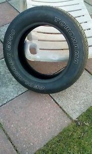 un pneu yokohama geolander p215/60r16 m+s