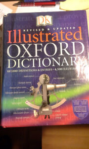 Illustrated Oxford Dictionary Hard Cover