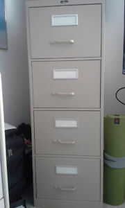 Legal Size 4 drawer Heavy Duty Filing Cabinet