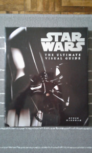 STAR WARS: THE ULTIMATE VISUAL GUIDE Hardcover Book