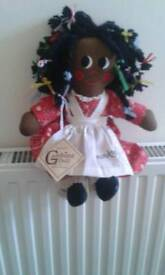 Gambina Doll very collectable