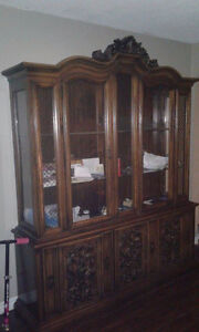 Very large dining room cabinet