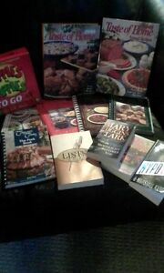 14 Cookbooks novels and game
