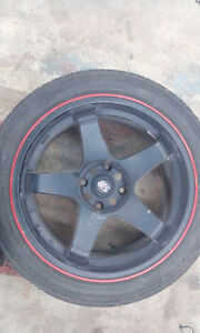 Rota wheel p45r 17