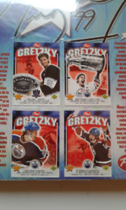 NHL All-Star Collection Cards