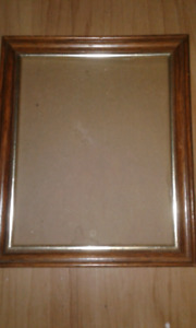 Picture frames x6