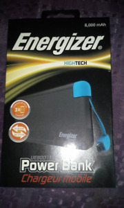 Energizer 8000 mAh Power Bank