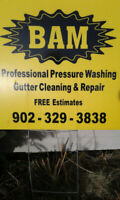 PROFESSIONAL DECK AND HOUSE PRESSURE WASHING BOOKING NOW