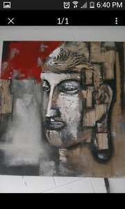 Buddha Painting Cairns Cairns City Preview