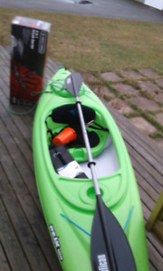 Kayak package