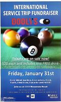 Fundraiser Event At Dooly's